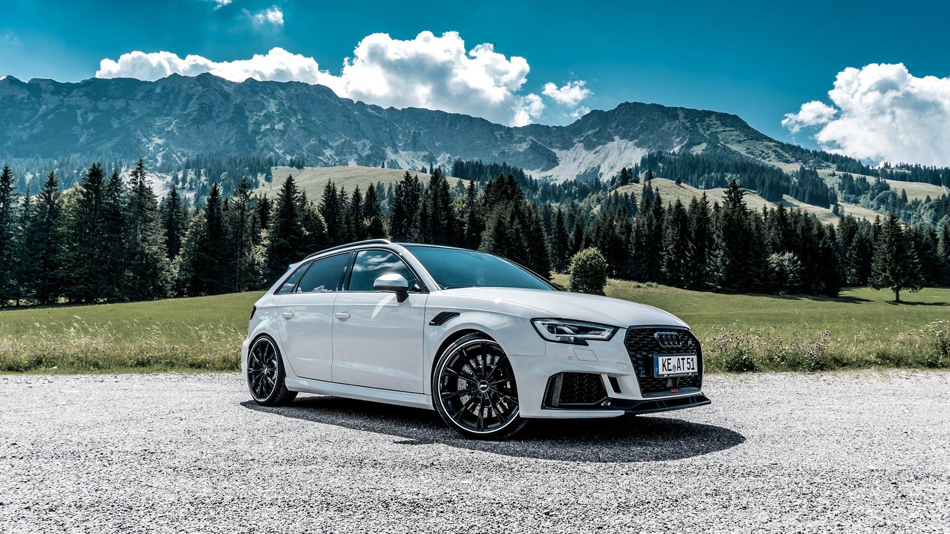 Audi RS3 Banner