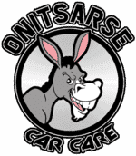 On Its Arse Car Care Logo