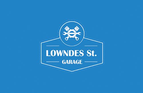 Lowndes Street Garage Logo