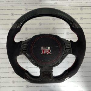 Nissan GTR R35 LED steering wheel